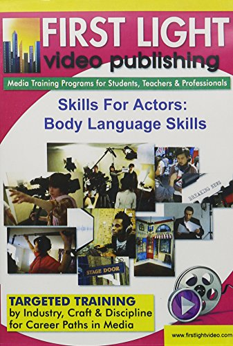 Skills for Actors: Body Language Skills