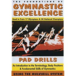 Gymnastics Pad Drills: Vol 1