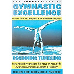 Gymnastics Beginning Tumbling: Vol 2