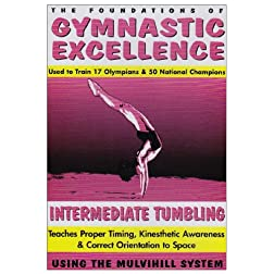Gymnastics Intermediate Tumbling: Vol 3