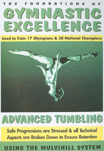 Gymnastics Advanced Tumbling: Vol 4
