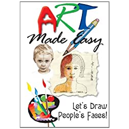Art Made Easy: Lets Draw Peoples Faces!