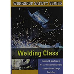 Workshop Safety: Welding Class