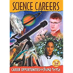 Tell Me How: Science Careers