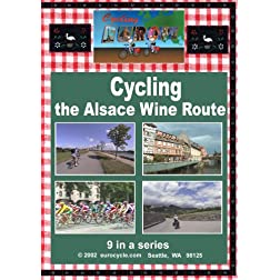 Cycling the Alsace Wine Route