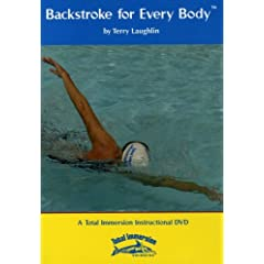 Backstroke for Every Body - A Total Immersion Instructional DVD