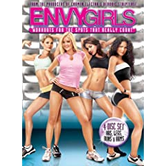 Envy Girls - Workouts for the Spots That Really Count