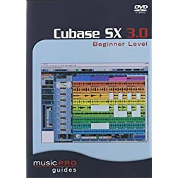Music Pro Guides: Cubase SX 3.0