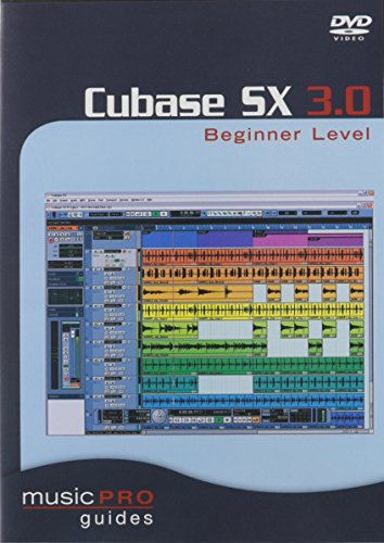 Music Pro Guides: Cubase SX 3.0