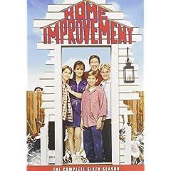 Home Improvement - The Complete Sixth Season