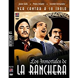 Los Immortales De La Ranchera
