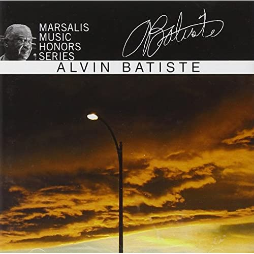 "Featured recording ""Marsalis Music Honors Alvin Batiste"""