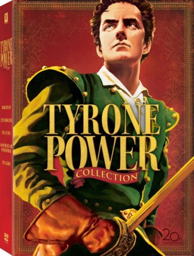 Tyrone Power: The Swashbuckler Box Set (Blood and Sand / Son of Fury / The Black Rose / Prince of Foxes / The Captain from Castile)