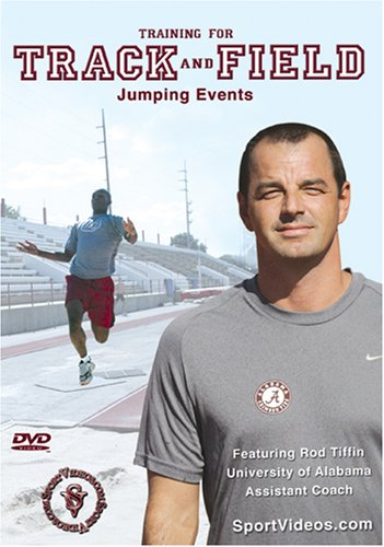 Training for Track and Field: Jumping Events