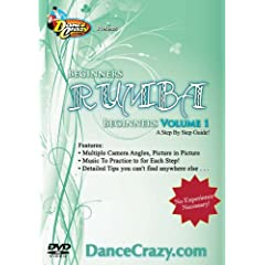 Learn To Dance Rumba, Beginners Volume 1: A Beginners Rumba Dancing Guide