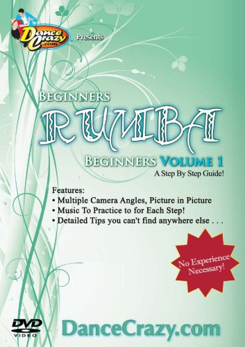 Learn To Dance Rumba, Beginners Volume 1: A Beginners Rumba Dancing Guide