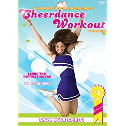 Cheerleading: Cheerdance workout