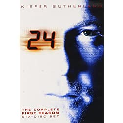 24 - Season 1 (Slim - Pack)