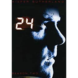 24 - Season 2 (Slim - Pack)