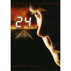 24 - Season 4 (Slim Pack)