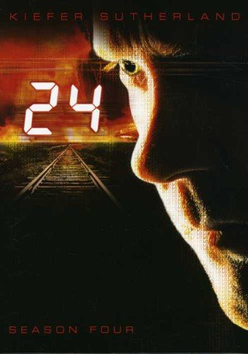 24 - Season 4 (Slim Pack)