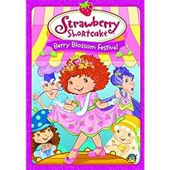 Strawberry Shortcake - Berry Blossom Festival