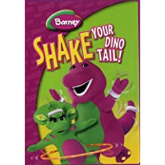 Barney - Shake Your Dino Tail