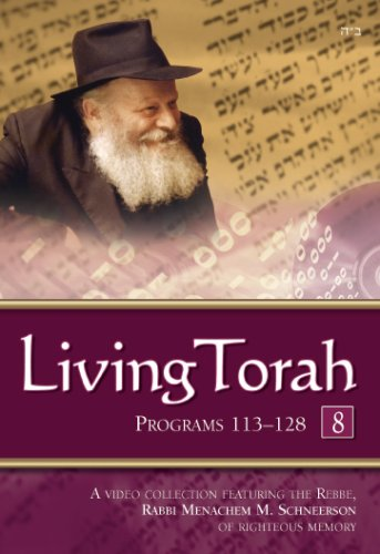 Living Torah Programs 113-128 Binder 8