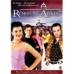 Robson Arms: The Complete First Season