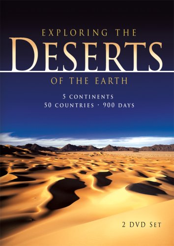 Exploring the Deserts of the Earth