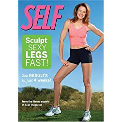 Self - Sculpt Sexy Legs Fast