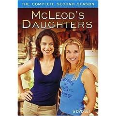 McLeod's Daughters Complete Second Season