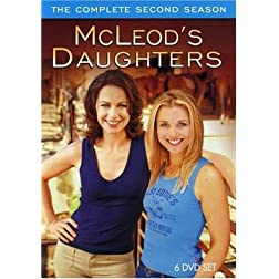 McLeod's Daughters Complete Second Season