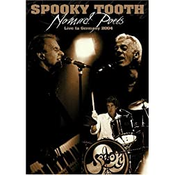 Spooky Tooth: Nomad Poets Live in Germany