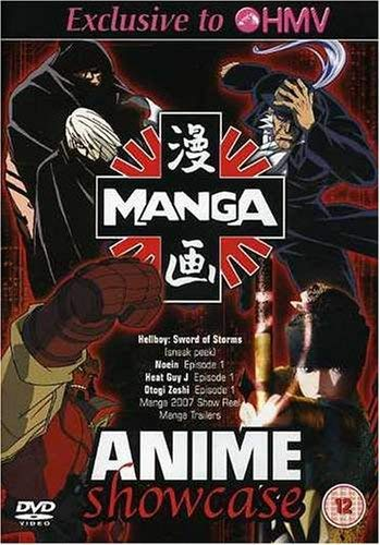 Manga Anime Showcase