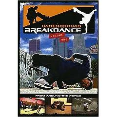 Vol. 1-Underground Breakdance