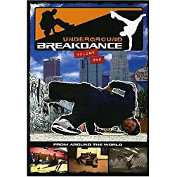 Vol. 1-Underground Breakdance