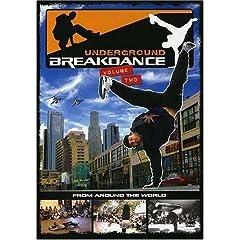Vol. 2-Underground Breakdance