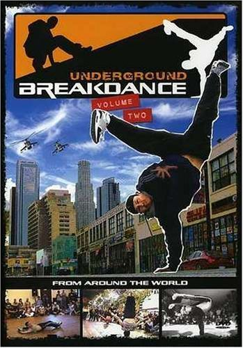 Vol. 2-Underground Breakdance