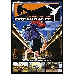 Vol. 3-Underground Breakdance