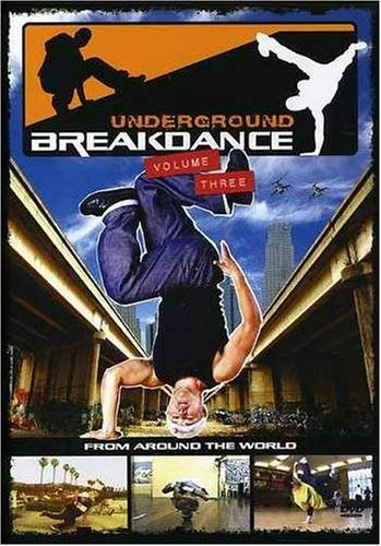 Vol. 3-Underground Breakdance