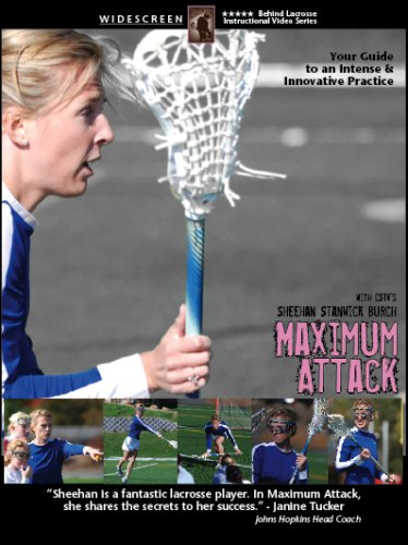 Behind Lacrosse: Maximum Attack with Sheehan Stanwick Burch