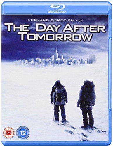 Day After Tomorrow [Blu-ray]