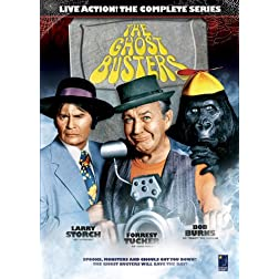 The Ghost Busters - The Complete Series (Filmation, Live Action) (1975)