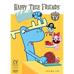 Happy Tree Friends - Season One, Vol. 2