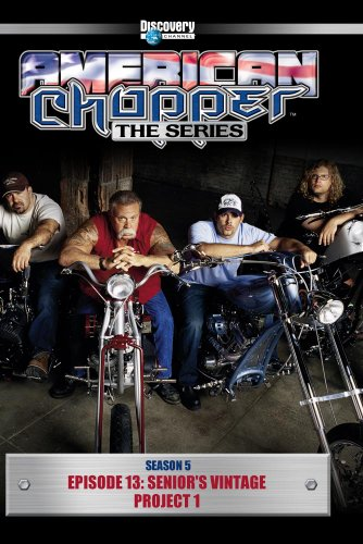 American Chopper Season 5 - Episode 13: Senior's Vintage Project 1