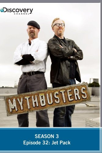 Mythbusters Season 3 - Episode 32: Jet Pack