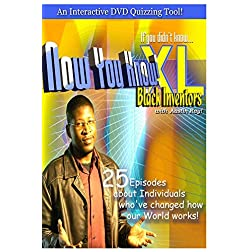 Now You Know! XL - Black Inventors Series