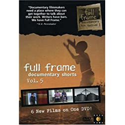 Full Frame Documentary Shorts, Vol. 5
