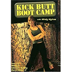 Mindy Mylrea - Kick Butt Boot Camp